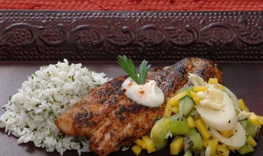 Naples Fishing Recipes: Snapper Tandoori