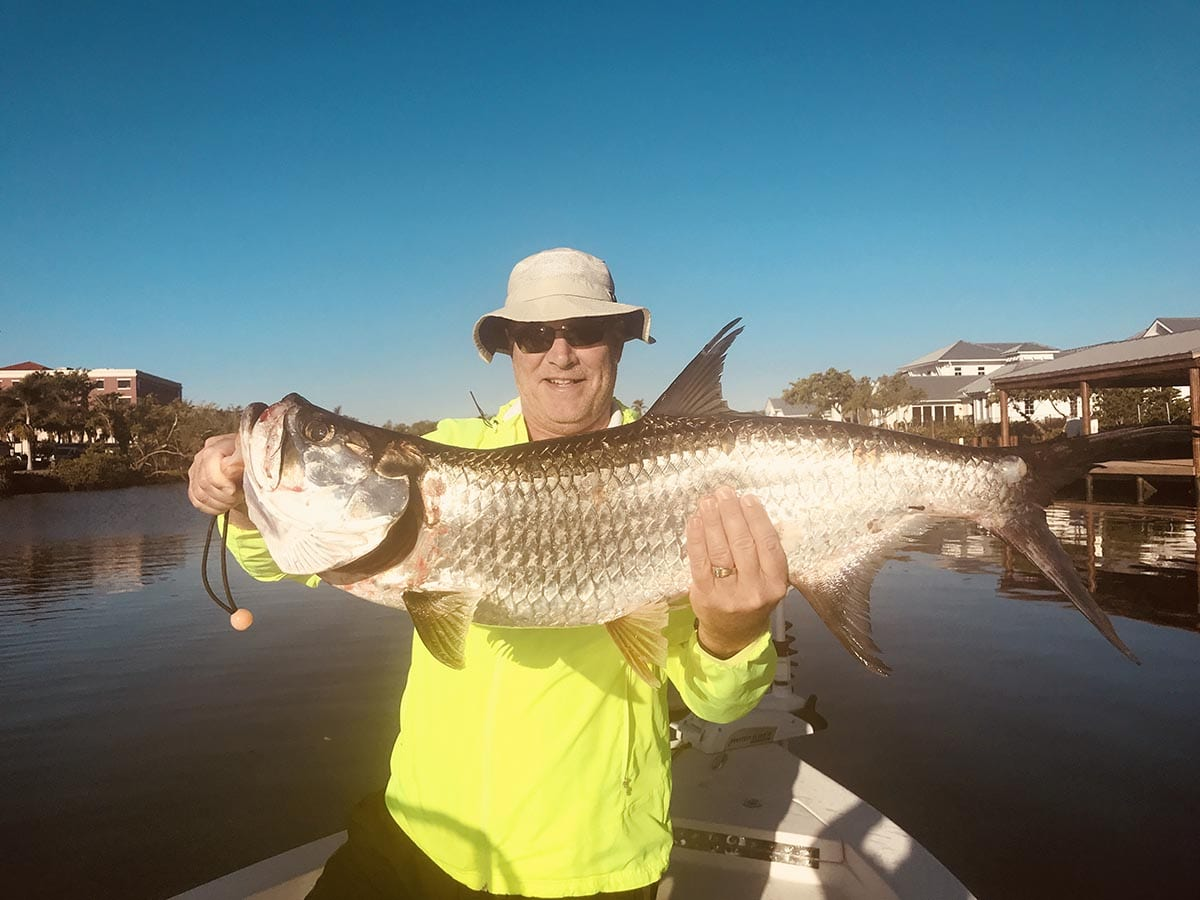 10000 Islands Tarpon Fishing